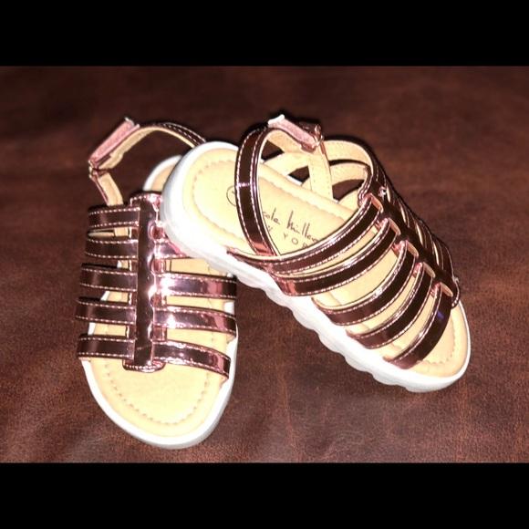 88e2da2eb5b9c Nicole Miller New York Toddler Girl Sandals